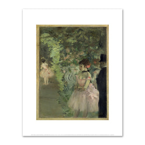 Edgar Degas, Dancers Backstage, 1876/1883, Fine Art Prints in various sizes by Museums.Co