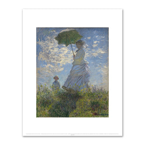 Claude Monet, Woman with a Parasol, National Gallery of Art, 2020ArtSolutions