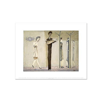 Mark Rothko, Underground Fantasy, Fine Art Prints in various sizes by Museums.Co