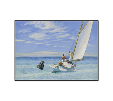 Ground Swell by Edward Hopper Artblock