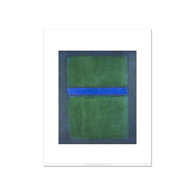 Mark Rothko, Untitled, Fine Art Prints in various sizes by Museums.Co
