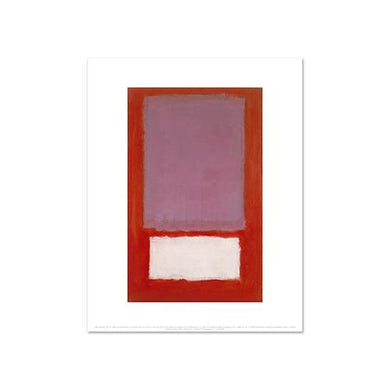 Mark Rothko, No.4, Fine Art Prints in various sizes by Museums.Co