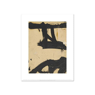 Franz Kline, Untitled, c. 1955, Fine Art Prints in various sizes by Museums.Co