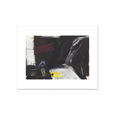 Franz Kline, C & O, 1958, Fine Art Prints in various sizes by Museums.Co