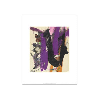 Franz Kline, Untitled, possibly 1960, Fine Art Prints in various sizes by Museums.Co