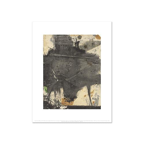 Franz Kline, Untitled, 1940s-1950s, Fine Art Prints in various sizes by Museums.Co