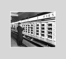 Automat, 977 Eighth Avenue, Manhattan by Berenice Abbott Artblock