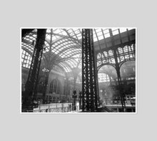 Penn Station, Interior, Manhattan by Berenice Abbott Artblock