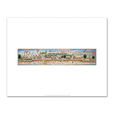 Tim Zeltner, Coney Island, 2007, Fine Art Prints in various sizes by Museums.Co