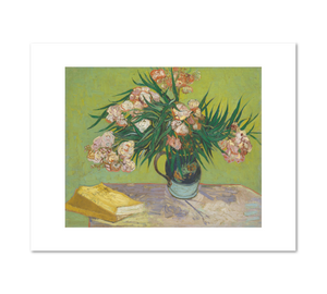 Vincent van Gogh, Oleanders, 1888, Fine Art Prints in various sizes by Museums.Co