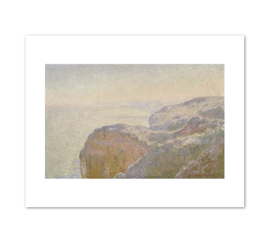 Claude Monet, Val-Saint-Nicolas, near Dieppe (Morning), 1897, Fine Art Prints in various sizes by Museums.Co
