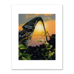Alexis Rockman, Gateway Arch, 2005. Fine Art Prints in various sizes by Museums.Co