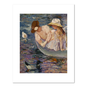 Mary Cassatt, Summertime, 1894, Fine Art Prints in various sizes by Museums.Co