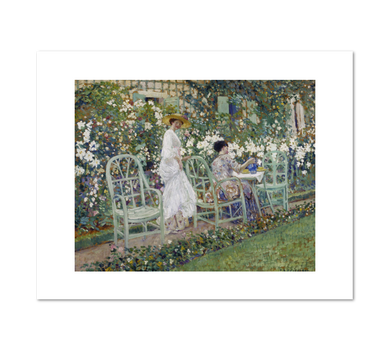 Frederick Frieseke, Lilies, by 1911, Fine Art Prints in various sizes by Museums.Co