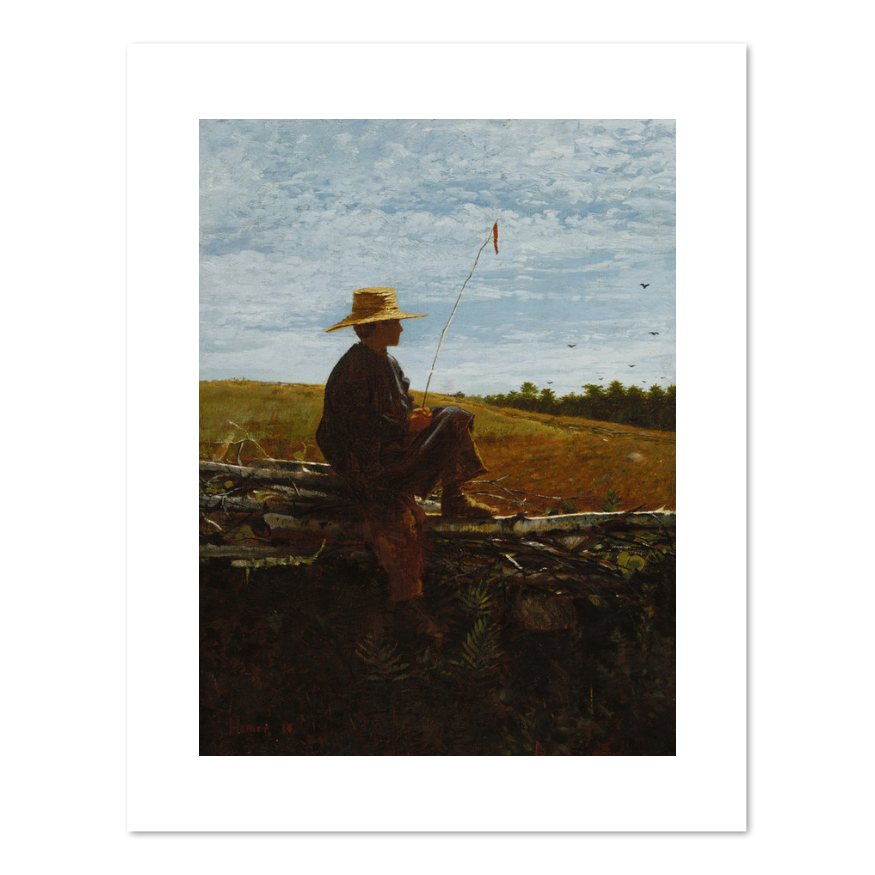 Winslow Homer, On Guard, Fine Art Prints in various sizes by Museums.Co