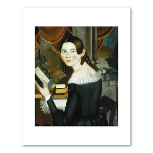 Portrait of Harriet by Jonathan Adams Bartlett