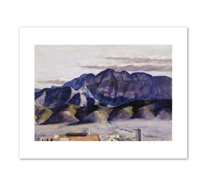 Edward Hopper, Sierra Madre at Monterrey, 1943, Fine Art Prints in various sizes by Museums.Co