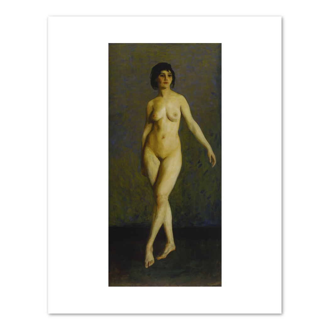 Figure in Motion by Robert Henri