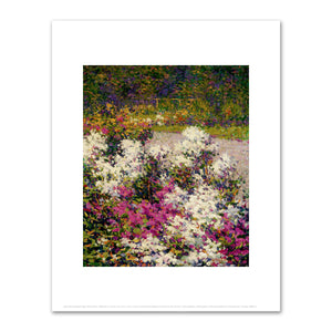 Hugh Henry Breckenridge, White Phlox, 1906, Terra Foundation for American Art. Fine Art Prints in various sizes by Museums.Co
