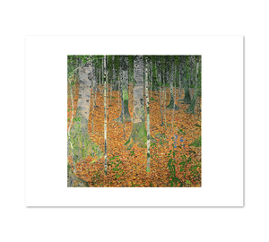 Gustav Klimt, The Birch Wood, 2020ArtSolutions