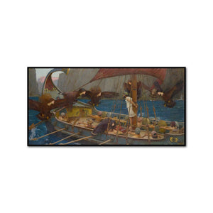Ulysses and the Sirens by John William Waterhouse Artblock