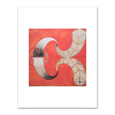 Hilma af Klint, Group IX/SUW, The Swan, No. 9, 1915, Fine Art Prints in various sizes by Museums.Co