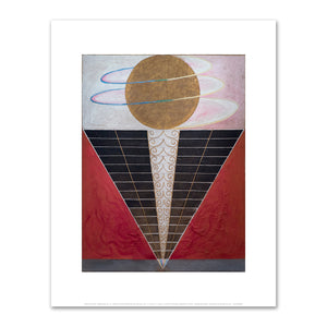 Hilma af Klint, Altarpiece No. 2, 1915, Fine Art Prints in various sizes by Museums.Co