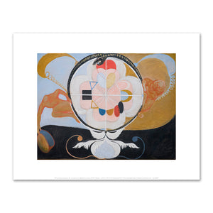 Hilma af Klint, Group VI, No. 13, Evolution, 1908, Fine Art Prints in various sizes by Museums.Co