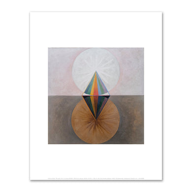 Hilma af Klint, Group IX/SUW, No. 12, The Swan, 1915, Fine Art Prints in various sizes by Museums.Co