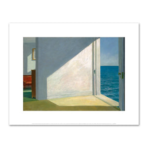 Edward Hopper, Rooms by the Sea, 1954, Yale University Art Gallery. Fine Art Prints in various sizes by Museums.Co