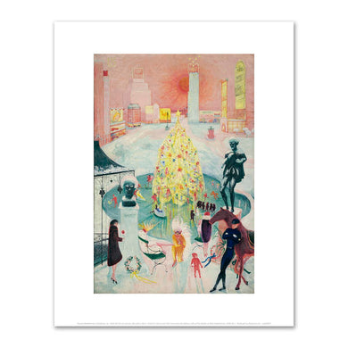 Florine Stettheimer, Christmas, ca. 1930-40, Fine Art Prints in various sizes by Museums.Co