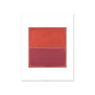 Mark Rothko, No. 3, Fine Art Prints in various sizes by Museums.Co