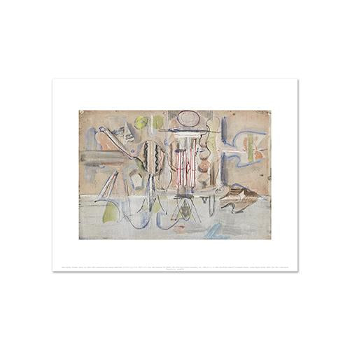 Mark Rothko, Untitled (recto), Fine Art Prints in various sizes by Museums.Co