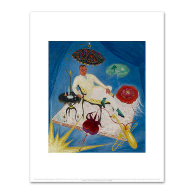 Florine Stettheimer, Joseph Hergesheimer (1880-1954), 1923, Fine Art Prints in various sizes by Museums.Co