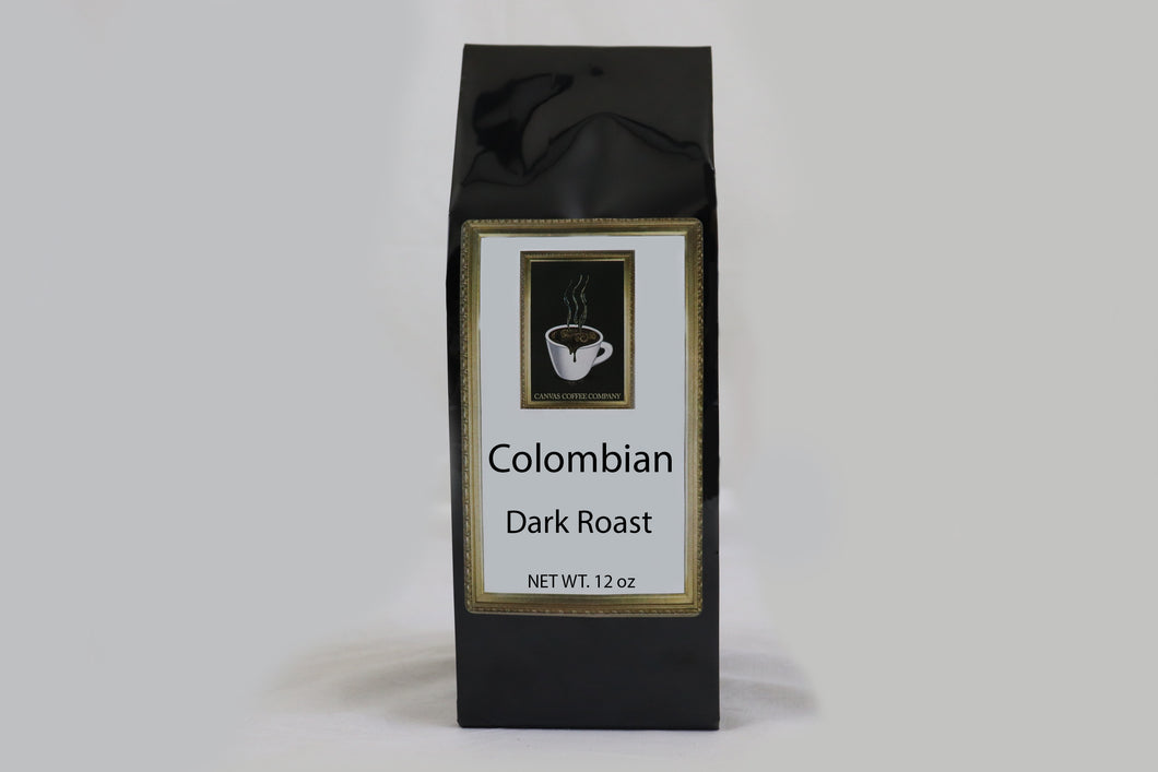 Dark Roast: Colombian