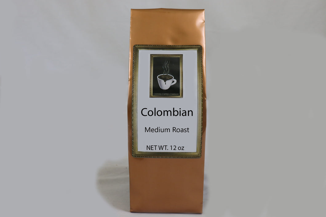Medium Roast: Colombian Mesa De Los Santos