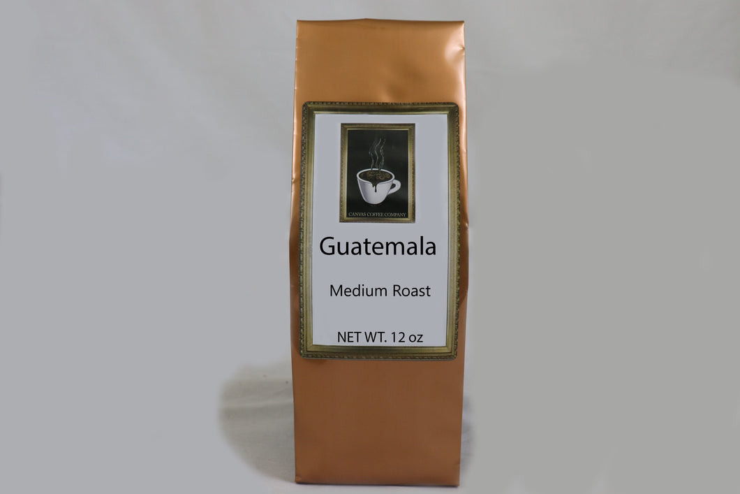 Medium Roast: Guatemala San Jose La Languna