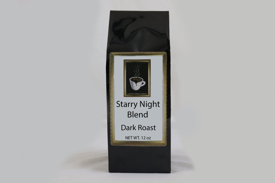 Dark Roast:   Starry Night Blend