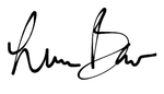 Professor Neil Barron Signature