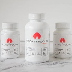 Rocket Focus® | Ultimate Nootropic for Focus