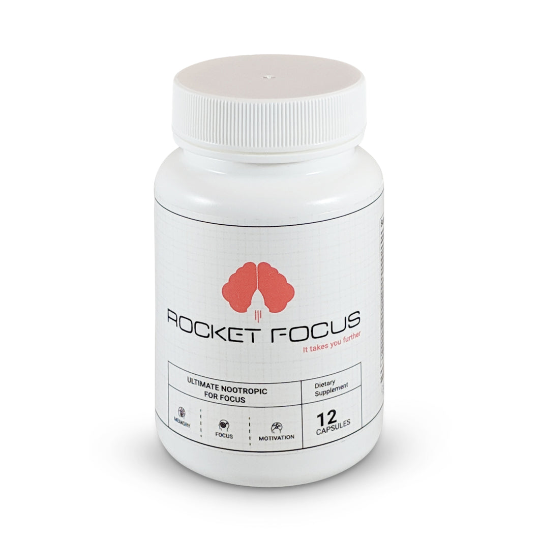 Rocket Focus - 7-Day Trial Bottle