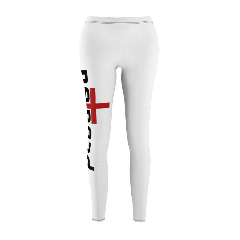 RETREAD GEAR Signature Collection Women's Cut & Sew Casual Leggings