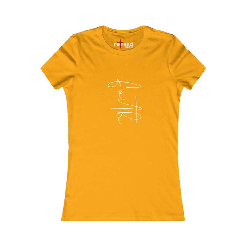 FAITH Women's Favorite Tee