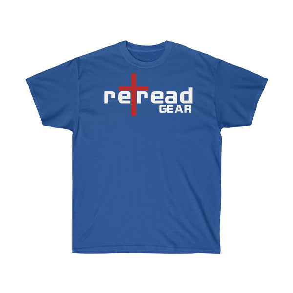 RETREAD GEAR Signature Collection Unisex Ultra Cotton Tee