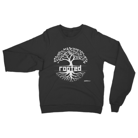 ROOTED Classic Adult Sweatshirt