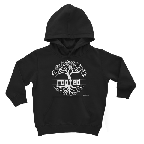ROOTED Classic Kids Hoodie