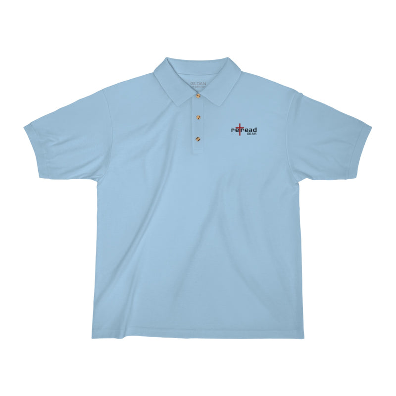 Signature Collection Men's Jersey Polo Shirt