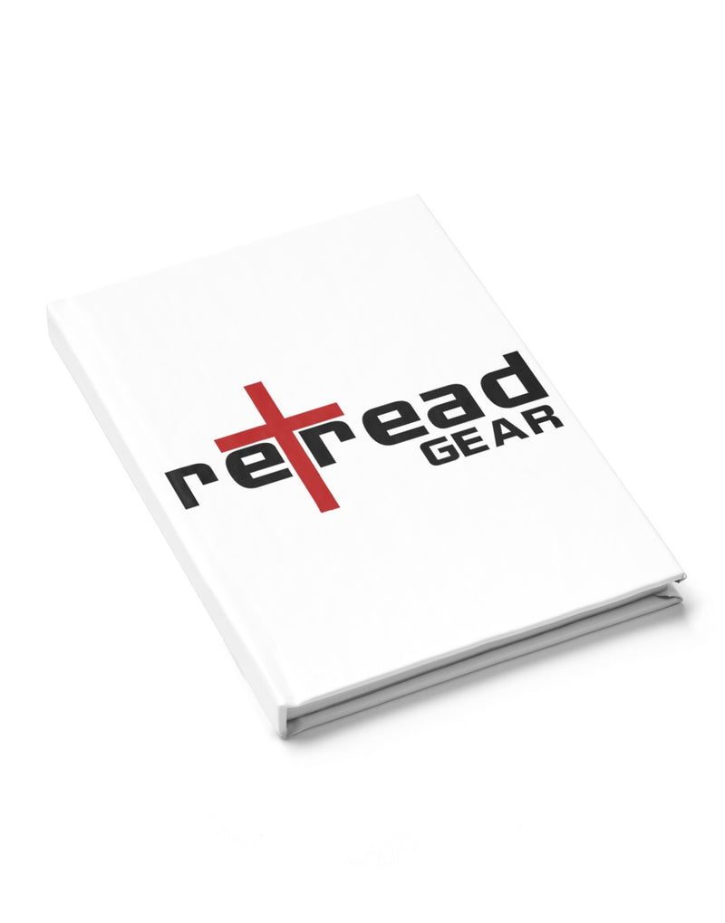RETREAD GEAR Journal - Ruled Line
