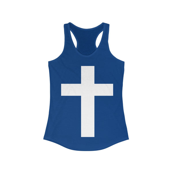 The Cross Women's Ideal Racer Back Tank