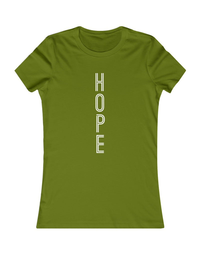 HOPE Women's Favorite Tee